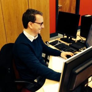 Seamus Haughian, Software Developer at Core Systems
