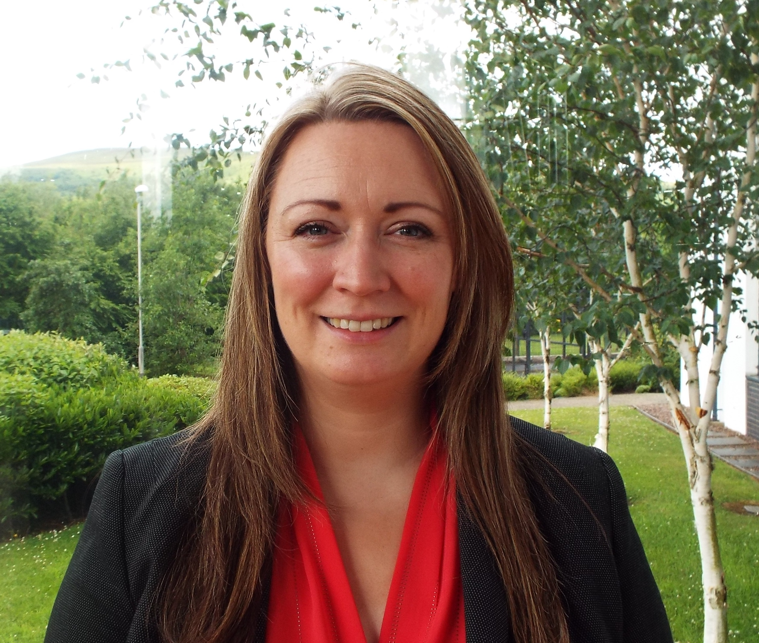 Roisin Gilmartin - Project Manager